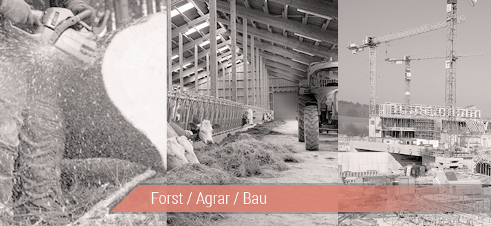 Forst / Agrar / Bau