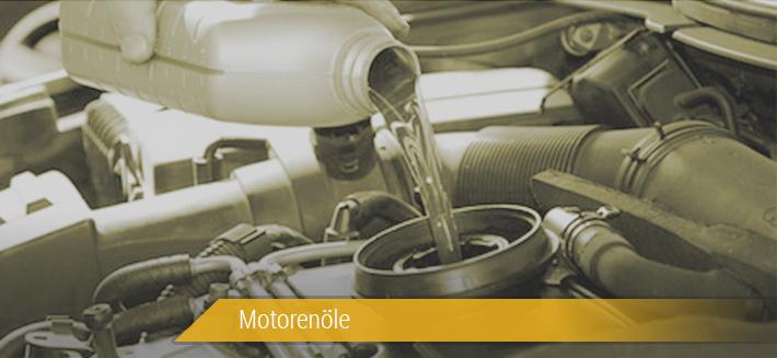 Motorenöle für PKW / Transporter