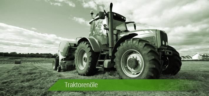 Traktorenöle