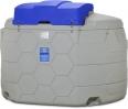 CEMO AdBlue® Cube-Tank 5000 L Outdoor