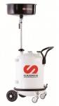 SAMOA Altölsammelwagen mit Hydraulikkupplung