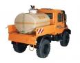 CEMO GFK-Fass 2000 Liter für Unimog/Multicar/Pfau