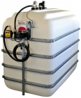 CEMO Diesel-Komplettstation 5.000 Liter Indoor