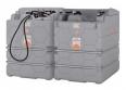 CEMO Cube-Dieseltank Indoor Basic 5000 Liter