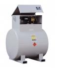 CEMO DT-Mobil 980 Liter doppelwandig mit Pumpe