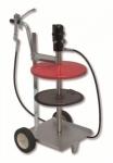 Fahrbares Druckluftschmiergerät pneuMATO 55