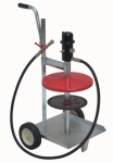 Fahrbare pneumatische Füllpumpe pneuMATO-fill