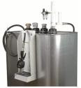 SAMOA Kompakt-Ölanlage mit Druckluftpumpe