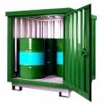 CEMO Sicherheits-Kompaktcontainer SKC 4/240