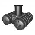 CEMO Wasserspeicher 3500 Liter
