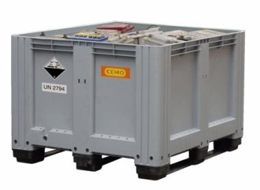 CEMO Altbatterie-Box
