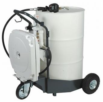 SAMOA Druckluft-Abfüllanlage für Öle