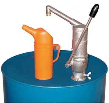 Handpumpe für Schmierstoffe
