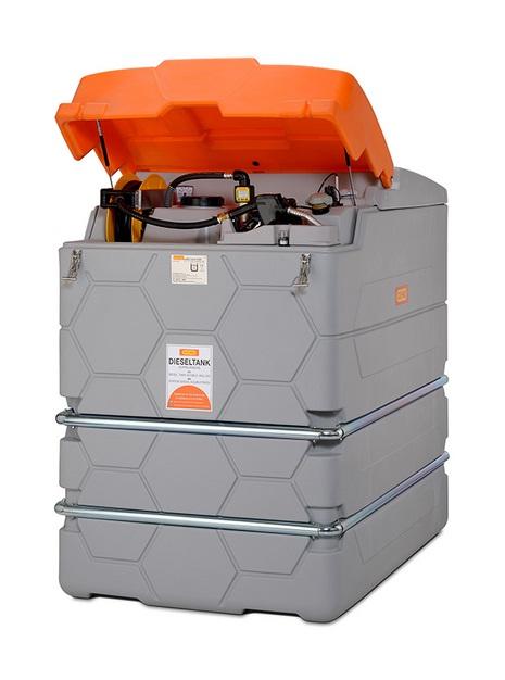 CEMO Cube-Tank Outdoor Premium