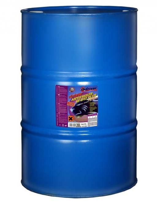 Driver Antifreeze G12+ (violett) 200 L
