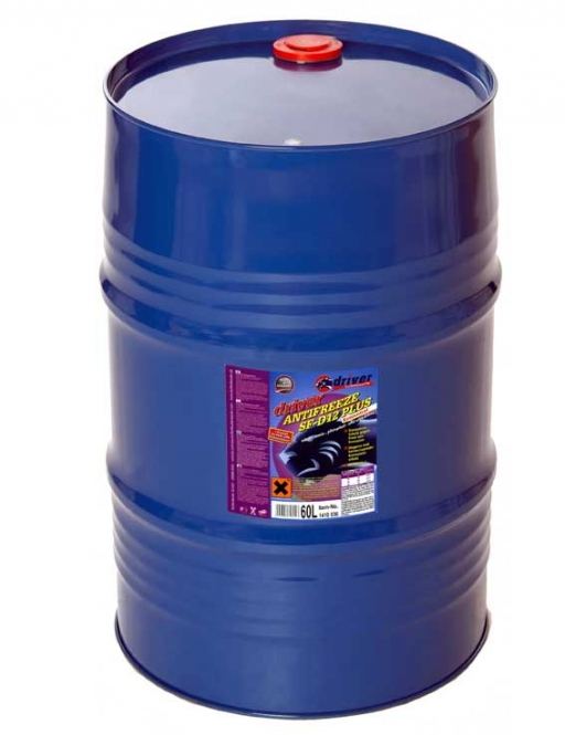 Driver Antifreeze G12+ (violett)