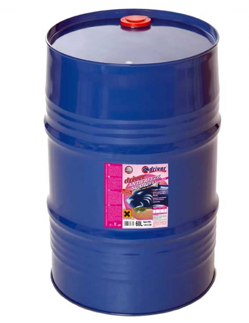 Driver Antifreeze G12++ (rot)