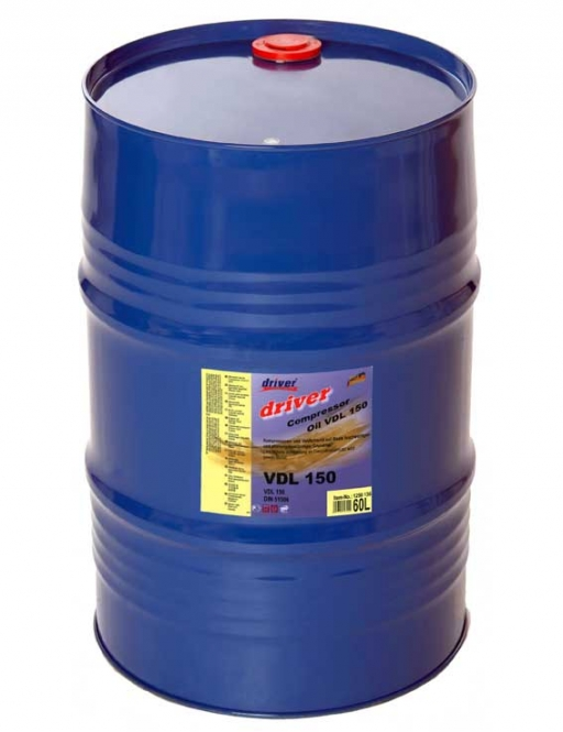 Driver Compressor Oil VDL 150 60 L