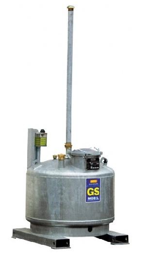 CEMO Gefahrstoff-Sammler GS-MOBIL